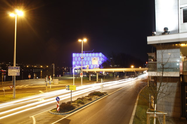lichtverschmutzung bei led lampen in wohnräumen