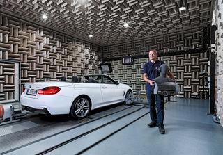 Im Dieselmotoren-Entwicklungszentrum von BMW in Steyr wird weiter getüftelt.