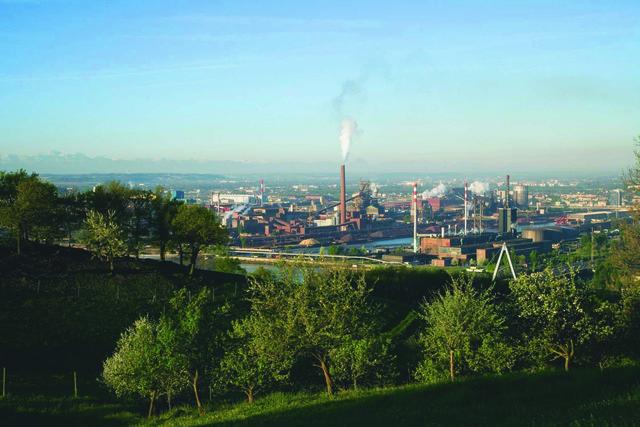 Oberösterreichs Industrie konnte durch Innovationen in der Umwelttechnologie bedeutend sauberer werden.