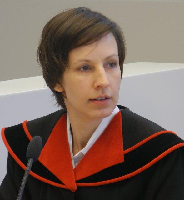 Staatsanwältin Gudrun Bischof gab zum Urteil keinen Kommentar ab. Daher nicht rechtskräftig. Foto: mr