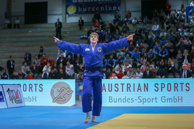 Lukas Reiter siegte in Oberwart.