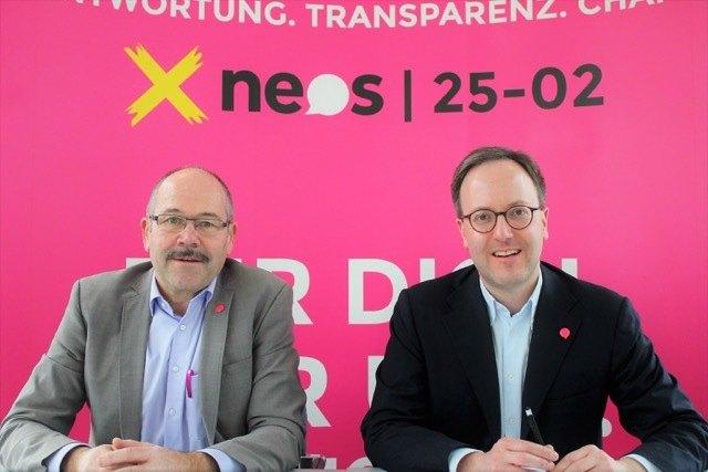 Leitgeb und Oberhofer.