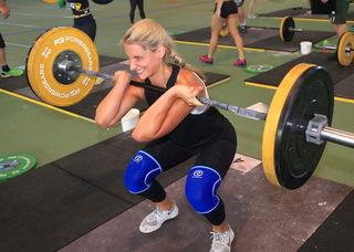 Wenn die Sportlerinnen und Sportler bei der CrossFit Challenge Muskel zeigen, geschieht das auch im Sinne der Umwelt.