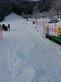 Der Skilift in Baldramsdorf wird von Land und Gemeinden unterstützt