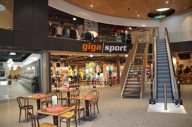 Kastner & Öhler sowie Gigasport eröffnen ihre neuen Flächen im WEZ am 7. März.
