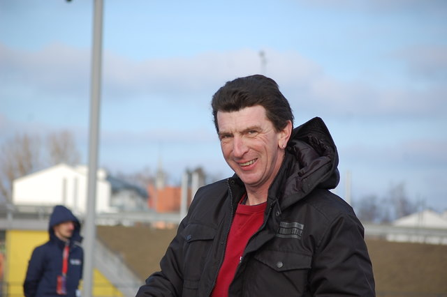 Bertram Unger ist einer der besten Schneepflugfahrer der Welt.