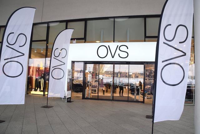 OVS eröffnet im EO Einkaufszentrum Oberwart am ehemaligen Standort von Charles Vögele.