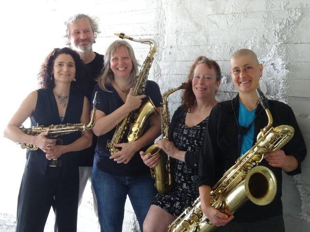 Frauen-Power aus New York: Die Tiptons sind nicht nur für Jazz-Fans ein Erlebnis.