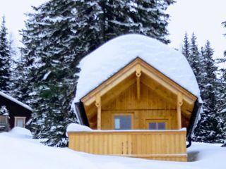 Ein bisserl mehr Schnee gibs am Hauser Kaibling als bei uns.