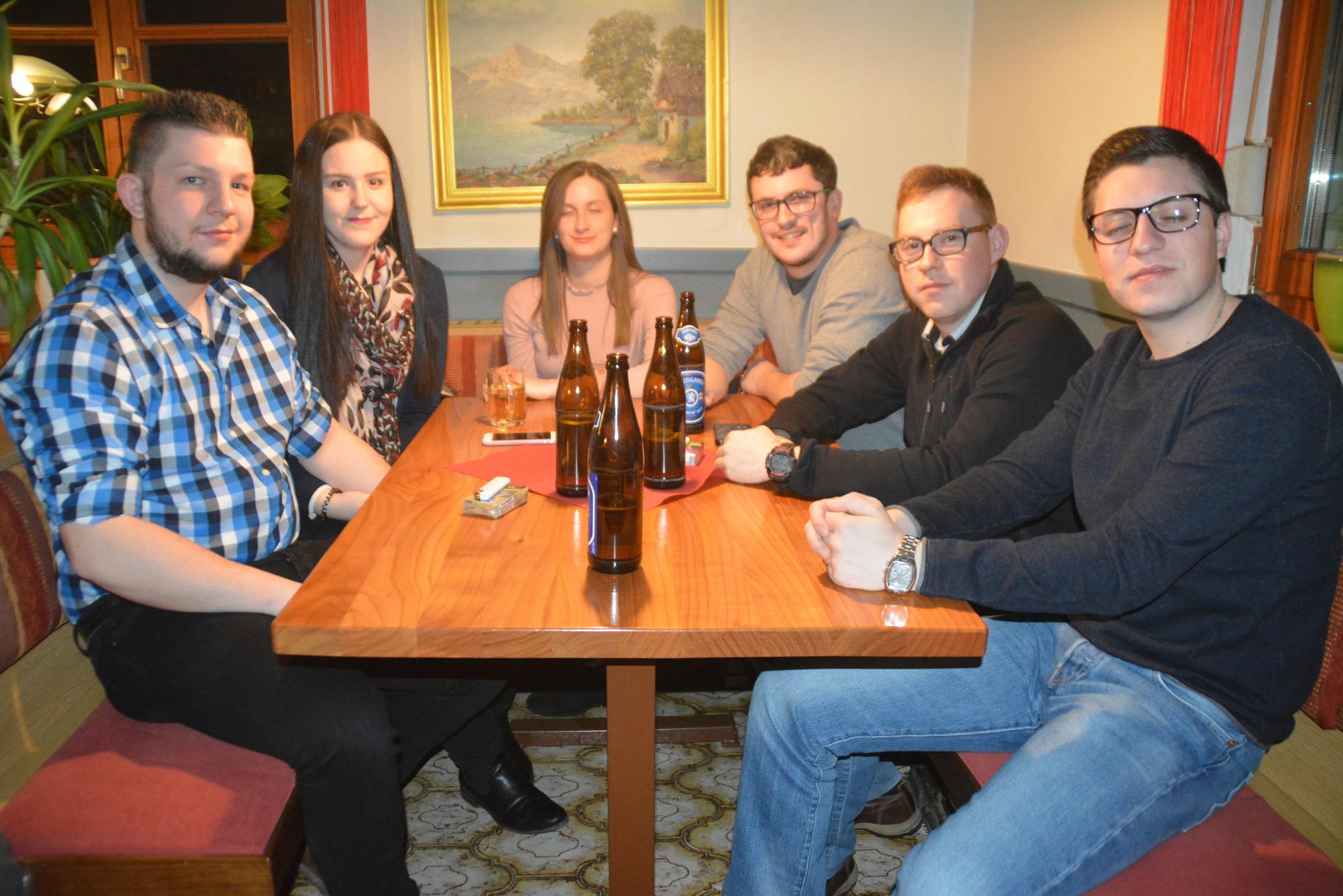 Erffnungsparty fr Wilmas Singletreff in Grodnau - Oberwart