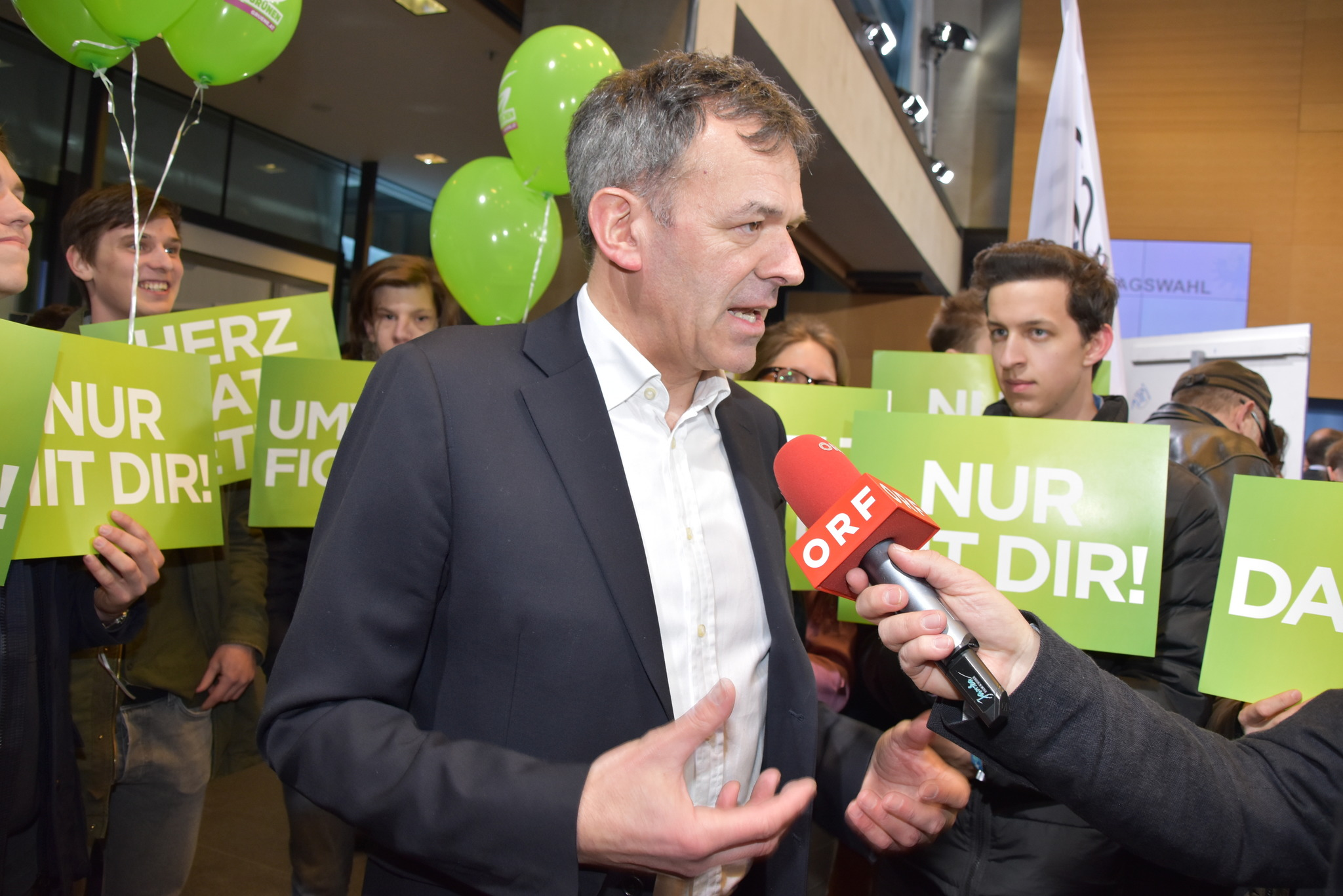 Willi fällt Stein vom Herzen - Innsbruck
