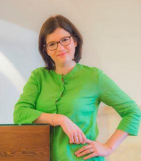 Maria-Theresa Pichler sieht ihren aktuellen Job als Herausforderung, aber auch als ihre Berufung und Leidenschaft.