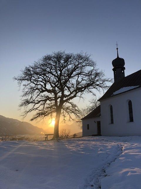 Weihnachtspfarrbrief 2018 - Pfarre Kirchbichl