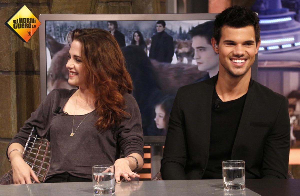 Taylor Lautner Neue Frisur Nach Kristen Stewart Und Robert
