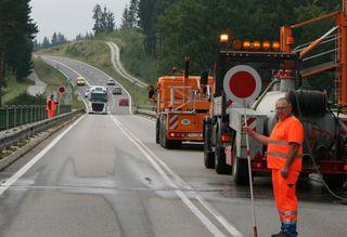 Alle Baustellen auf einen Blick: Hier werden Niederösterreichs Autobahnen und Schnellstraßen 2018 saniert.