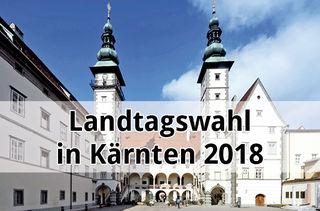 Hier findet ihr das Ergebnis der Kärntner Landtagswahl 2018 - für Villach Land