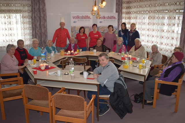 Seniorencaf in Mamas Kche in Oberwart - Oberwart