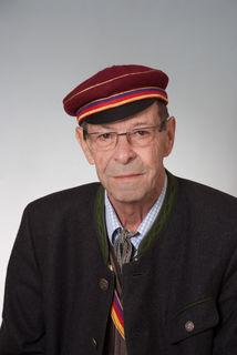 Lutz Weinzinger 2017, in den Farben der Wiener Akademischen Burschenschaft Bruna Sudetia.