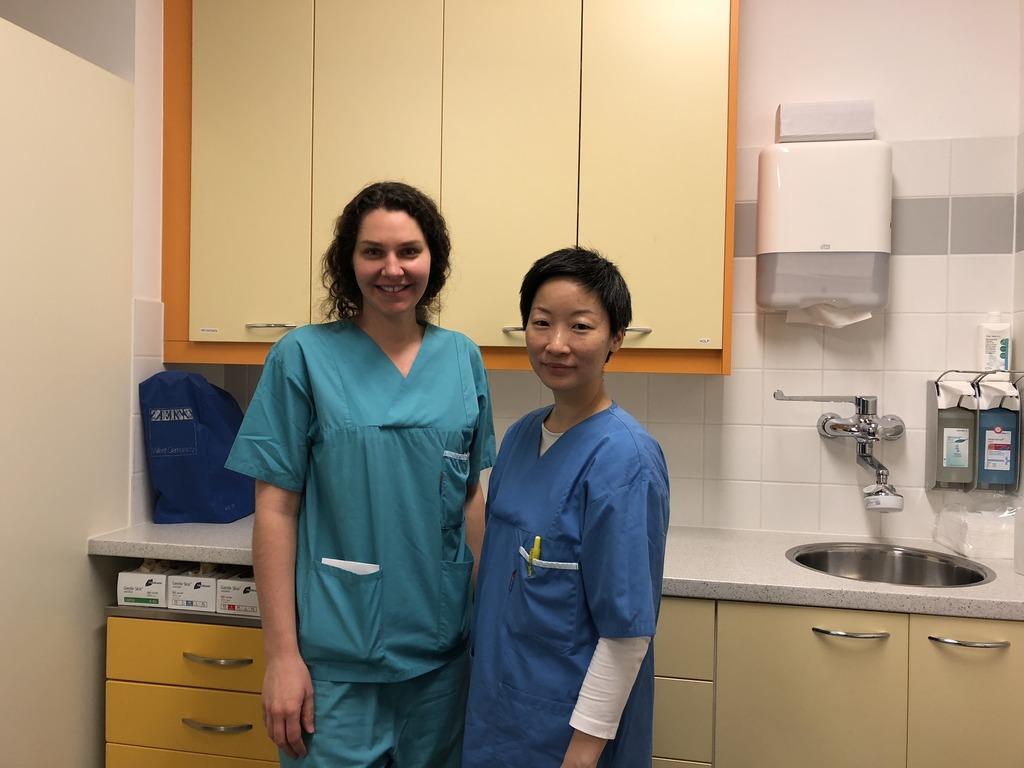Magdalena Pabinger und Jinhi Pipal-Son: Die beiden Gynäkologinnen leiten die FGM Ambulanz.