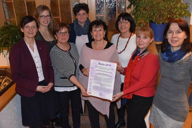Marie 2018 - Verleihung in Waldhausen