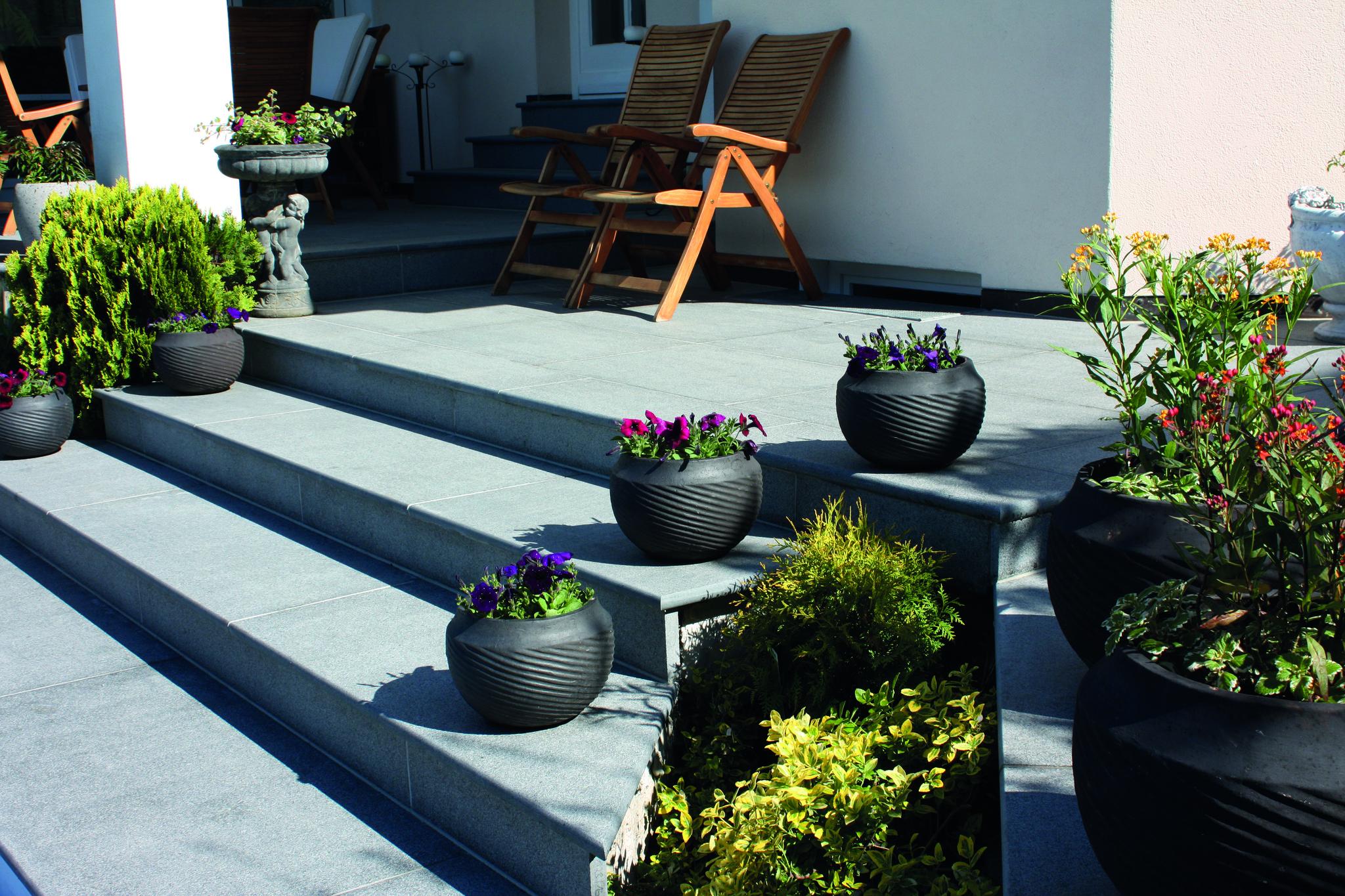 die schönsten terrassen, stufen, poolumrandungen und zäune von