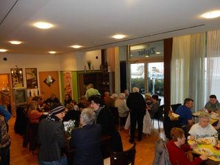 Das Café Bohne hat am 1. März seine Türen geöffnet.