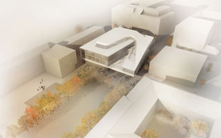 Nicht nur die Filmakademie, sondern auch das Institut fürs Konzertfach Klavier wird ins Future Art Lab einziehen.