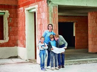 71 Prozent der Österreicherinnen und Österreicher wollen eine Eigentumswohnung oder das eigene Haus.