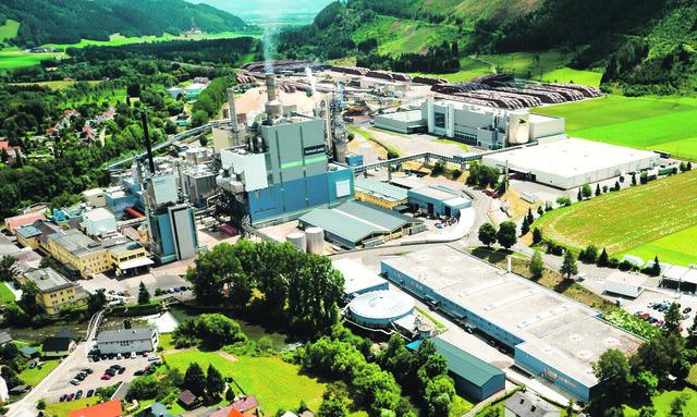 Positive Herausforderung: Die Zellstoff Pöls AG vergibt 60 neue Jobs. Foto: ZPA