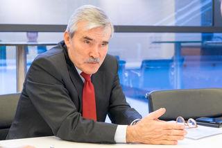 Alois Steinbichler sieht in Österreich noch hohen Investitionsbedarf.
