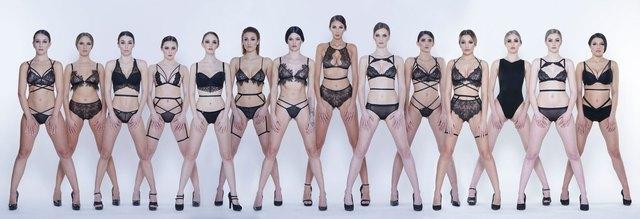 Diese 14 Kandidatinnen nehmen heuer an der Miss OÖ-Wahl teil.