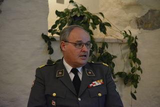 Bezirksrettungskommandant Anton Schilcher