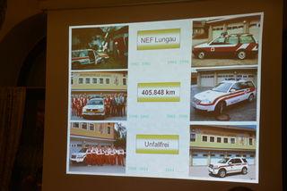 25 Jahre Notarztsystem im Lungau wurde gewürdigt
