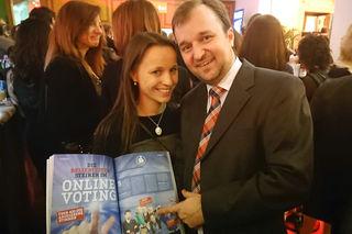 Viktoria und Klaus Krainer aus Preding durften sich freuen.