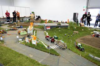 Weststeirische-Mini-Baustelle, AutoEmotion, Immobilienmesse, Grazer Messe