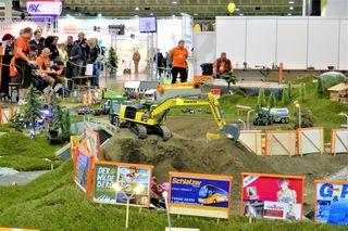 Weststeirische-Mini-Baustelle, AutoEmotion, Immobilienmesse Graz