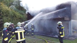 Symbolfoto: Bei diesem Brand kam glücklicherweise niemand zu Schaden.