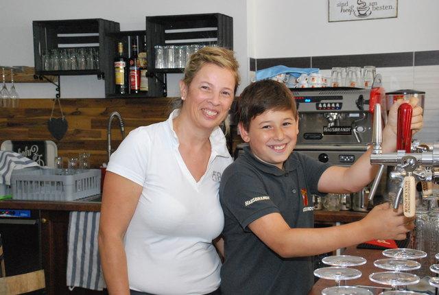 Anita Unterrainer will ohne Rauch ein familienfreundliches Lokal sein