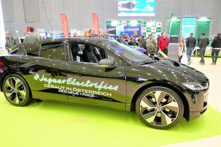 e-Jaguar, AutoEmotion, Graz