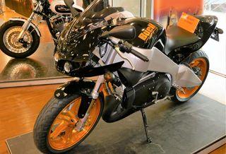 Buell, Motorrad-Ausstellung, Grazer Messe