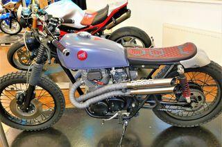 TITAN MOTORCYCLE COMPANY GRAZ