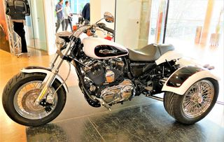 Harley Davidson Trike, Grazer Congress Messe