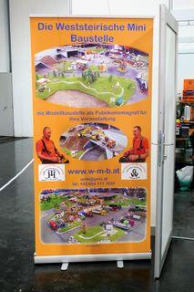 Weststeirische-Mini-Baustelle AutoEmotion Graz