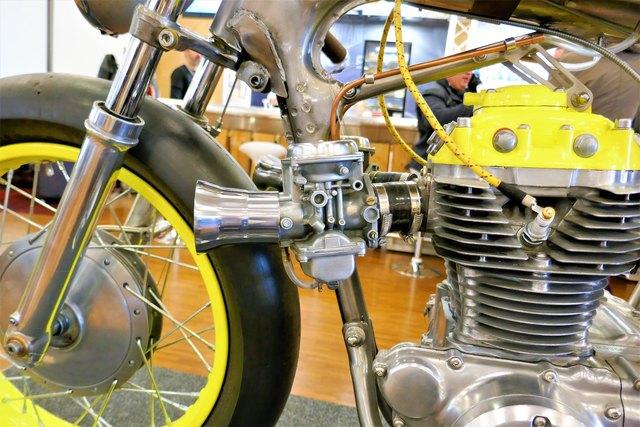 Motorrad-Ausstellung, Messe Congress Graz, TITAN MOTORCYCLE COMPANY, Waltendorfer Hauptstrasse, Graz