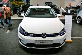 e-Golf in der Grazer Messe, AutoEmotion