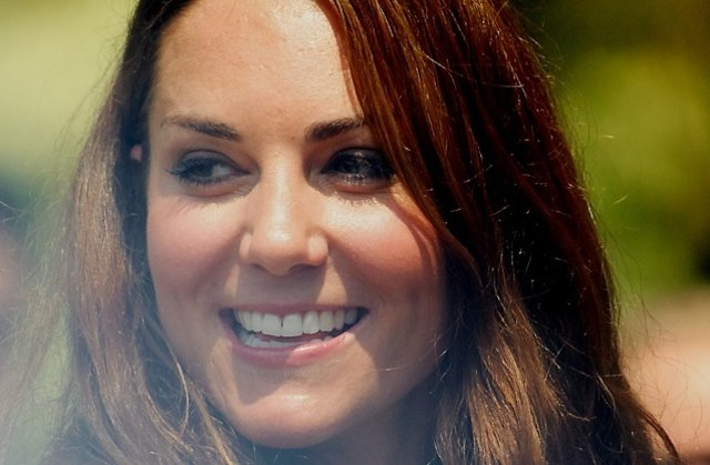 Kate Middleton trägt lieber schwarz