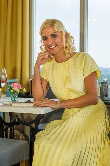 Powerfrau: Seit Jahren ist Isabelle Winter in der Grazer-Gastroszene tätig und konzentriert sich nunmehr auf ihre zwei Lokale.