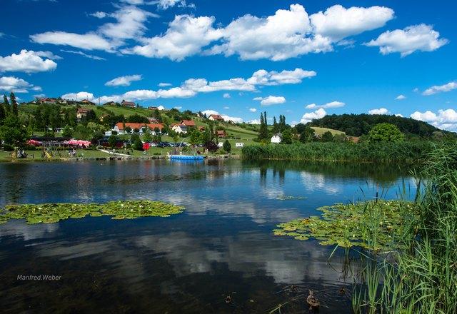 Der Motorikpark in Gamlitz gehört zu den beliebtesten Ausflugszielen in der Steiermark.