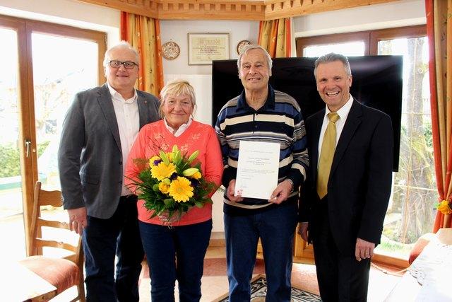 50 Jahre Verheiratet Thema Auf Meinbezirk At