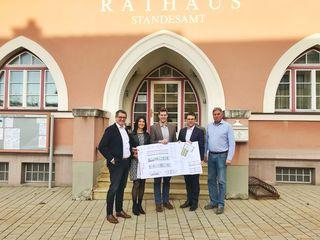 Pläne präsentiert: Startschuss für Startwohnungen in Hornstein.